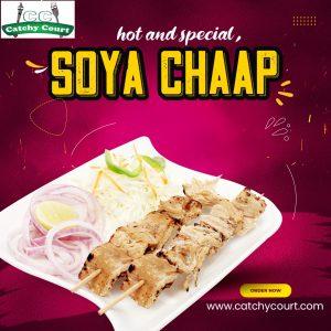 Soya Shawarma